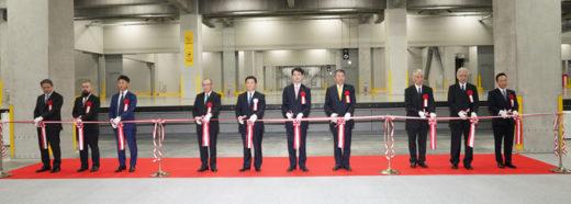 20201125prologis6 520x186 - プロロジス/千葉県千葉市の6.8万m2の物流施設を満床竣工