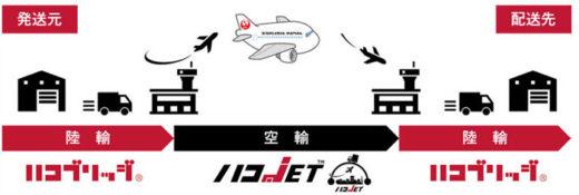 20201126jal 520x175 - JAL/空陸一貫、3温度帯貨物の配送サービスを開始