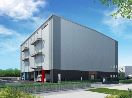 20201126jll 520x387 - JLL/埼玉県狭山市、三井物産都市開発の新築物流施設で内覧会