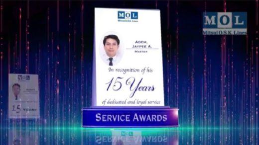 20201126mol 520x292 - 商船三井/フィリピン人船員の永年勤続表彰式をオンライン開催