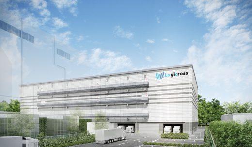 20201130mitsubishi21 520x303 - 三菱地所/千葉・神奈川で2棟計6.79万m2の物流施設着工
