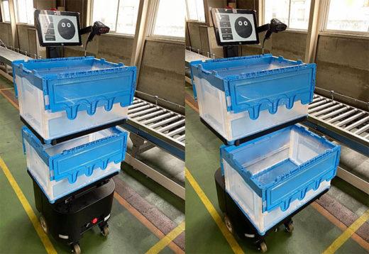 20201130plusa 520x358 - +A/ピッキングアシストロボットを京葉流通倉庫に導入