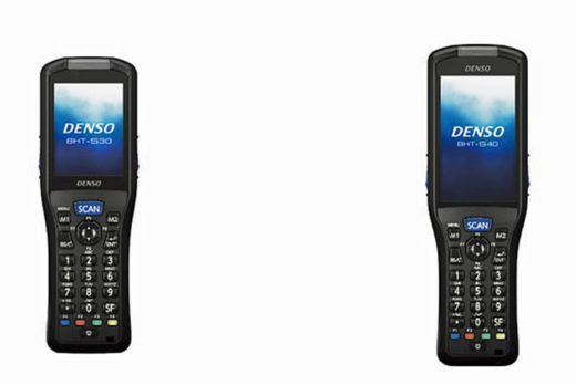20201201densow2 520x348 - デンソーウェーブ/物流向け新型業務用ハンディ端末4機種発売
