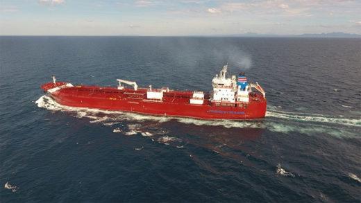 20201201nyk 520x293 - 日本郵船/メタノールが燃料のケミカルタンカーを長期傭船契約