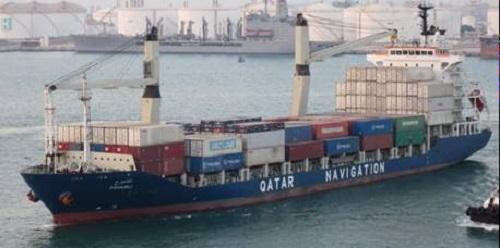 20201201suzue - 鈴江コーポ/カタール大手コンテナ船社と国際物流で協業