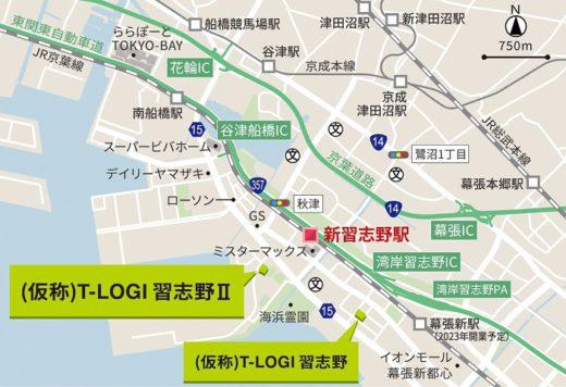 20201202tokyo1 520x356 - 東京建物/千葉県で物流施設1棟着工、2件の建設地を新規確保