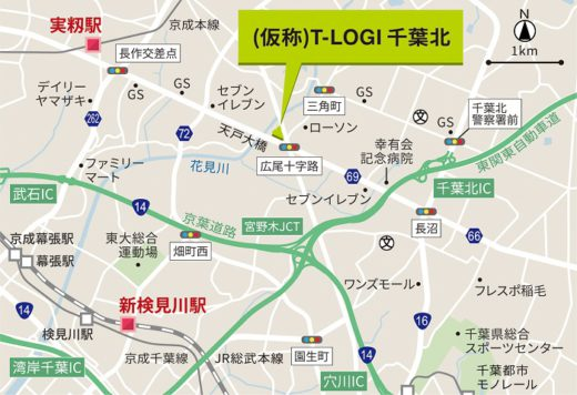 20201202tokyo2 520x356 - 東京建物/千葉県で物流施設1棟着工、2件の建設地を新規確保