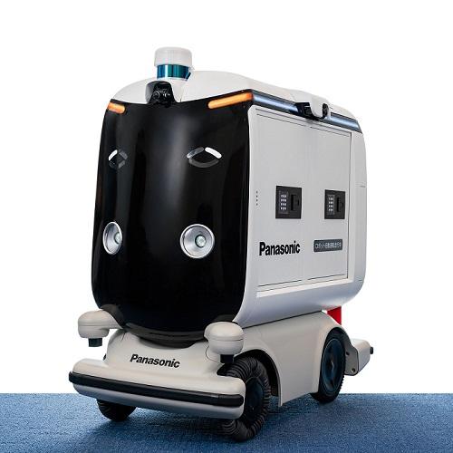 パナソニックの自動配送ロボット