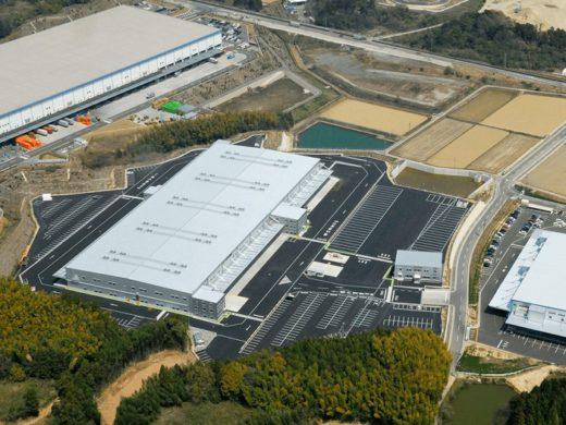 20201208mitsubishi 520x390 - 三菱商事/日本梱包運輸倉庫に棚流動型ロボット提供