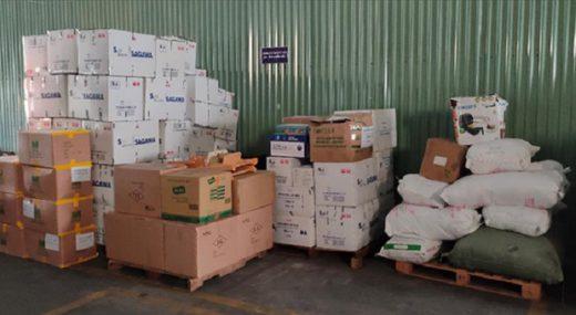 20201208sg1 520x285 - SG佐川ベトナム/豪雨災害被災地に支援物資を無償輸送