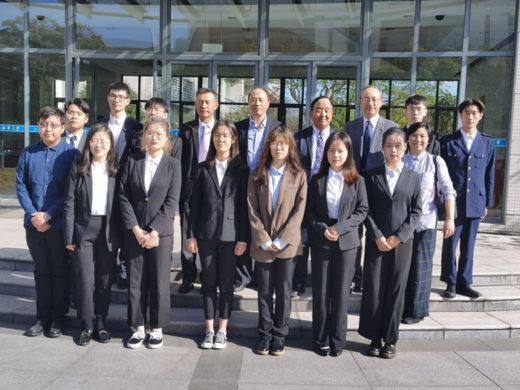 20201209nittsu1 520x390 - 日通/中国の上海海事大学で奨学金授与式を実施