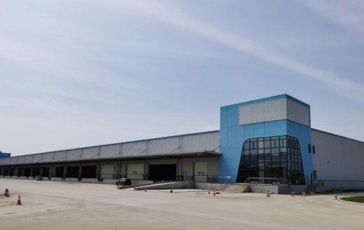 20201217nittsu1 520x328 - 日通/中国内陸部武漢市に物流拠点を新設、消費財物流強化