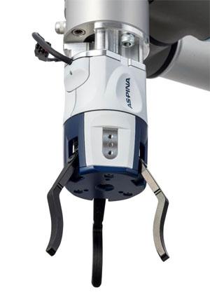 電動3爪ロボットハンドARH350A