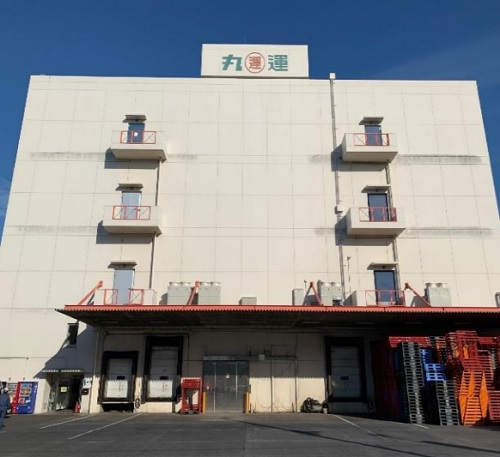 20210108maruun - 丸運/埼玉県三芳町の新座流通センターで冷凍庫を増床