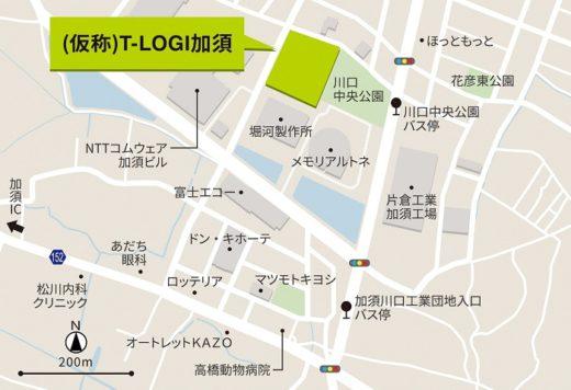 20210113tokyo2 520x356 - 東京建物/横浜で大手物流会社の施設着工、埼玉では用地取得