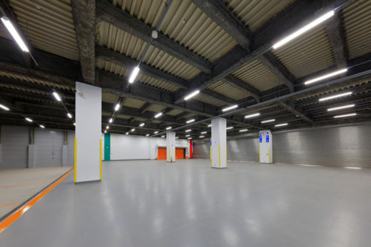 20210114yasuda4 520x347 - 安田倉庫/メディカル物流特化の物流倉庫、江東区辰巳に開設