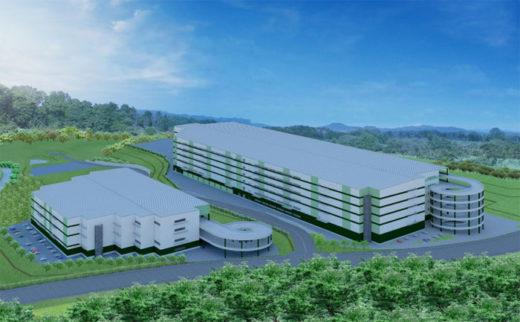 20210115cpd1 520x322 - CPD/合計30万m2、神戸市でマルチテナント型物流施設2棟着工