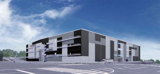 20210115cpd3 520x241 - CPD/合計30万m2、神戸市でマルチテナント型物流施設2棟着工