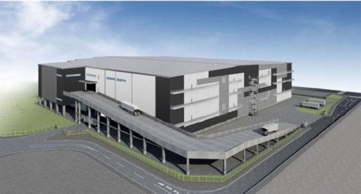 20210115cpd4 520x279 - CPD/合計30万m2、神戸市でマルチテナント型物流施設2棟着工
