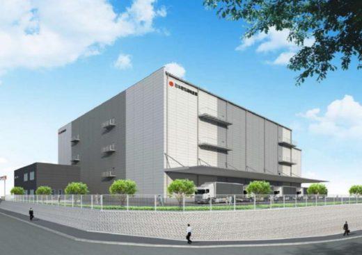 20210115nikkon 520x367 - 日本梱包運輸倉庫/神奈川県厚木市に1.9万m2の倉庫建設