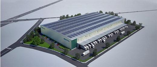 20210119prologis1 520x222 - プロロジス/福岡県小郡市に福岡ロジテム専用物流施設開発