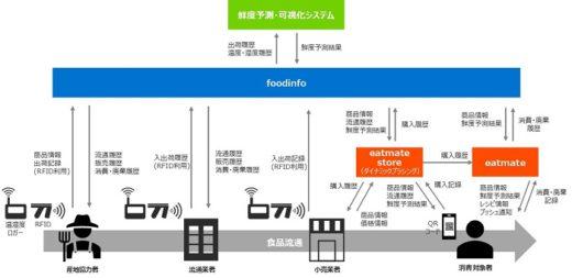 20210120mituikem 520x253 - 三井化学、ヨーカ堂など/RFIDで食品ECの流通過程を管理