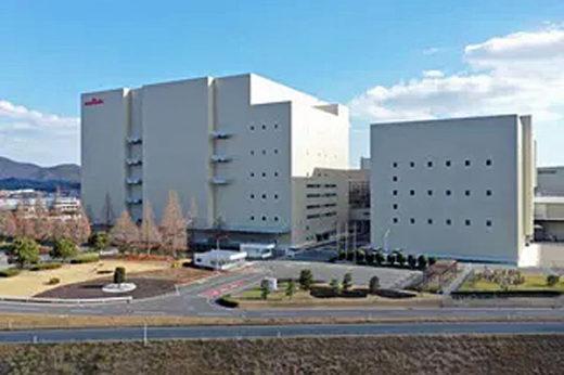 20210120murata 520x346 - 村田製作所/岡山村田製作所が新生産棟・厚生棟を竣工