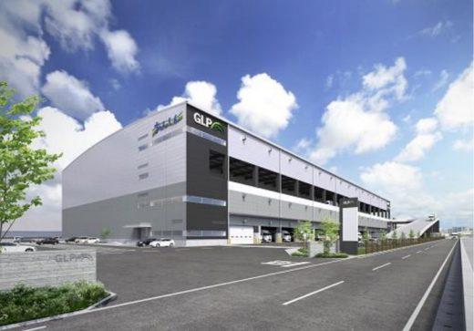 20210121glp 520x363 - 日本GLP/沖縄初進出、浦添市に6.2万m2のBTS型物流施設