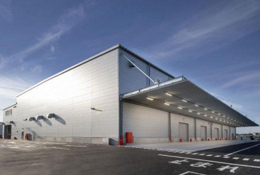 20210121nittetsu1 520x350 - 日鉄エンジニアリング/日通の「刈谷北物流センター」を竣工