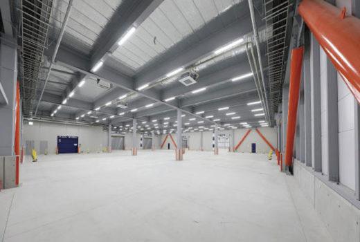 20210121nittetsu2 520x350 - 日鉄エンジニアリング/日通の「刈谷北物流センター」を竣工