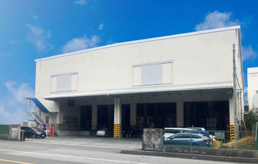 20210122tokyologif1 520x330 - 東京ロジファクトリー/埼玉県越谷市内の倉庫と賃貸借契約を締結