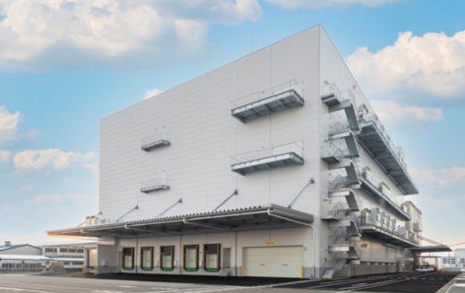 20210125nittsu 520x328 - 日通/富山市でGDP対応医薬品物流センターの3棟目を竣工