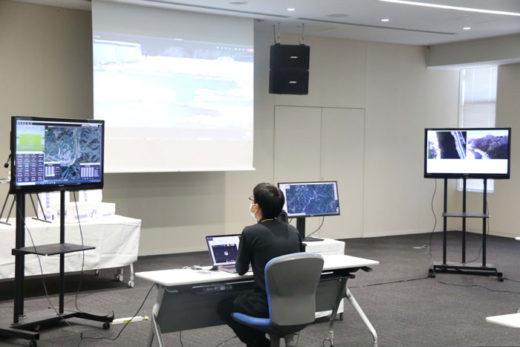 20210127sagawa3 520x347 - 佐川急便/地方自治体とドローンでの複数拠点間輸送実証実験実施