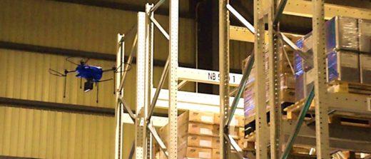 20210128blue 520x223 - ACSL、ブルーイノベ/ドローンで倉庫の棚卸を自動化