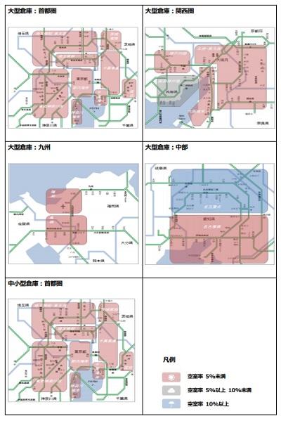 20210128cre - 賃貸倉庫/新規需要継続で首都圏大型倉庫が枯渇