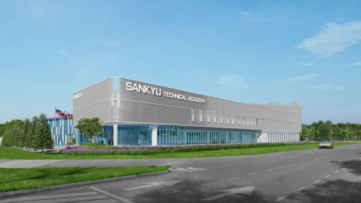 20210128sankyu 520x293 - 山九/マレーシアに海外初となる人材育成センター設立