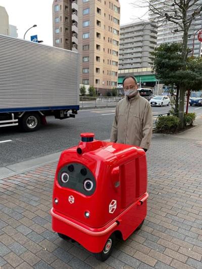 20210128zmp 1 - ZMPなど3社/東京都中央区でロボット宅配の実証実験開始へ