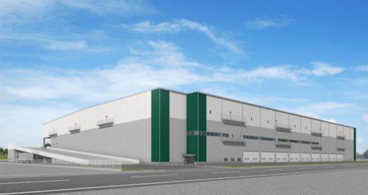 20201109cbregi1 520x276 - CBRE GI/7月竣工、東海北陸道沿線に5万m2物流施設