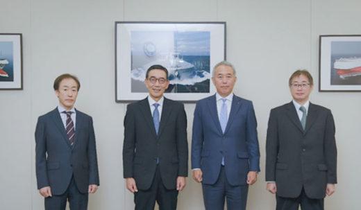 20210202kline 520x303 - 川崎汽船/シップデータセンターと船舶運航データの共有を拡大