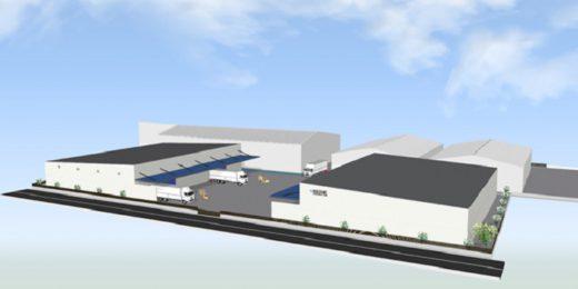 20210202suzue 520x260 - 鈴江コーポレーション/鹿島支店 神栖営業所で倉庫2棟増設