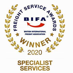 20210203nishitetsu - 西鉄/にしてつ英国法人が「FREIGHT SERVICE AWARDS」受賞