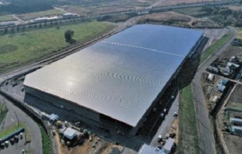 20210205monotaro - MonotaRO/茨城県東茨城郡で4.9万m2物流センター竣工