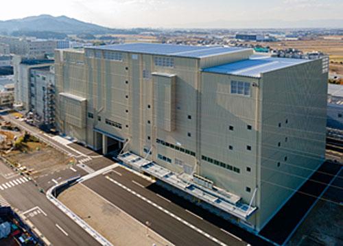 20210209murata - 村田製作所/140億円投じ、滋賀県野洲市に新生産棟竣工