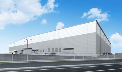 20210212daiwab1 520x306 - 大和物流/石川県白山市に2.3万m2の物流センター着工
