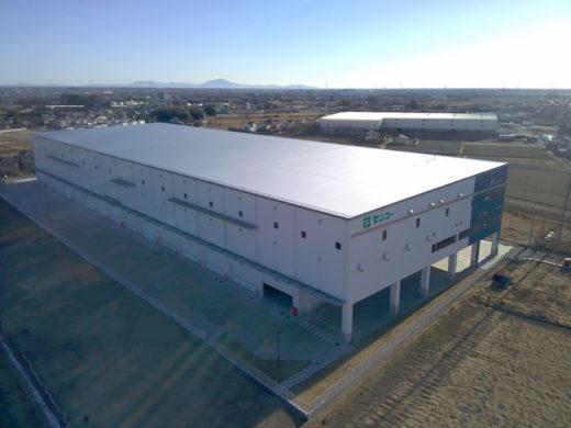 20210216senko 520x390 - センコー/加須市で新物流センター開所、圏央道周辺の需要捕捉