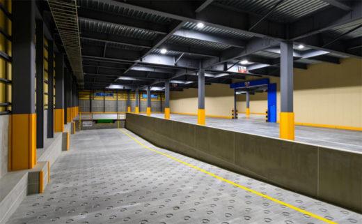 20210217nikkon2 520x321 - 日本梱包運輸倉庫/北海道江別市に0.9万m2の第3倉庫を竣工