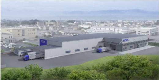 20210218ipdlogi 520x261 - IPDロジスティクス/長野県7拠点目の物流施設 、佐久営業所竣工