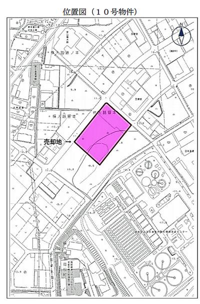 20210222tokyotate - 京都市/東京建物が10号物件、1.1万m2の土地を競争入札で取得