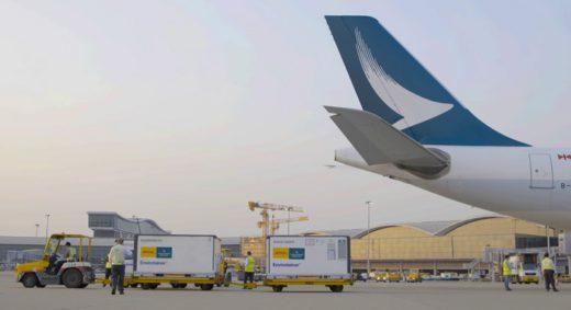 20210226cathay 520x283 - キャセイパシフィック/中国から香港へコロナワクチン輸送