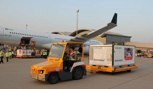 20210226cathay1 520x304 - キャセイパシフィック/中国から香港へコロナワクチン輸送